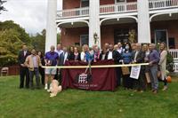 Vassar-Warner Home Celebrates Historic 150th Anniversary with Ribbon Cutting Ceremony