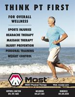 MOST Physical Therapy is Celebrating over 30 Years in Business!