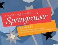 Barrett Art Center: Springraiser 2019