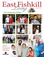 East Fishkill Living Celebrates Two-Year Anniversary Community Magazine Seeks Sponsors to Continue to Grow