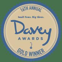 TIPSY SOCIAL WINS GOLD AT THE 16TH ANNUAL DAVEY AWARDS