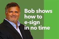 DocuWare Hosts Free Webinar on Secure, Automated Electronic Signature Solution