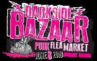 Darkside Bazaar outdoor flea market