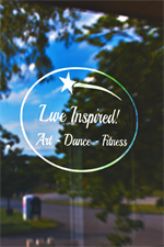 Live Inspired HV Art - Dance - Fitness