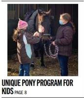 News Release: 4/12/2021 - PONYSITTERS In The News!