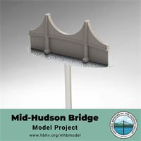 Mid-Hudson Bridge Models Coming to Poughkeepsie & Highland
