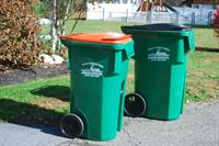 Automated Trash and Recycling Carts