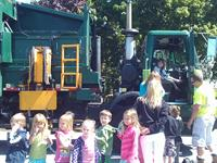 Acorn to Oaks Touch a Truck