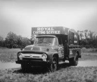 1955 Garbage Truck
