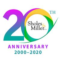 Sholes & Miller Celebrates 20th Anniversary of the Firm