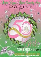 News Release: 9/3/2019 - AKA 50th Anniversary Gala