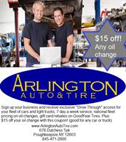 Arlington Auto & Tire - Poughkeepsie