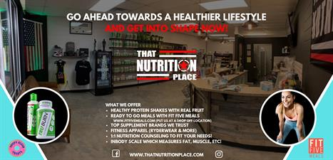 That Nutrition Place