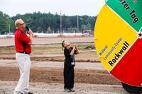 Racing Rascal 8' Prize Wheel