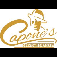 Capone's Speakeasy: Adam & Amanda O'Connor with Derrick Byers