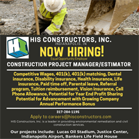 Project Manager/Estimator of Construction & INDOT Services