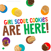 Girl Scouts of Central Indiana: Join Cookieforce - Support Girl Scout Entrepreneurs Today!