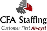 CFA Staffing: Advance Manufacturing Class 2