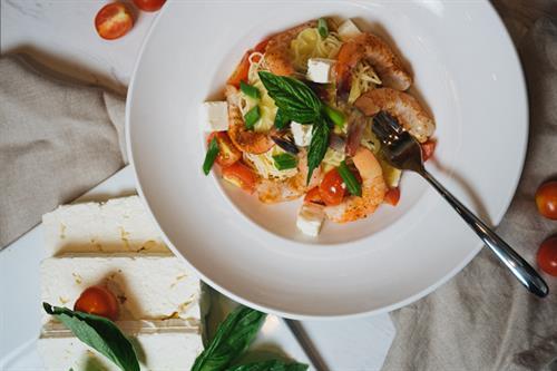 Shrimp San Marco