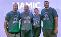 Linkous Family Raises Record-Setting Funds for Childhood Cancer Research and Goes Bald for St. Baldrick's Foundation