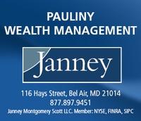 Pauliny Wealth Management of Janney Montgomery Scott, LLC