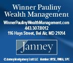 Winner Pauliny Wealth Management of Janney Montgomery Scott, LLC