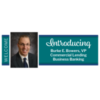 Burke Bowers joins Har-Co Credit Union as the VP of Commercial Lending and Business Banking
