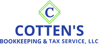 Cotten's Care CBD and Cotten's Bookkeeping & Tax Service