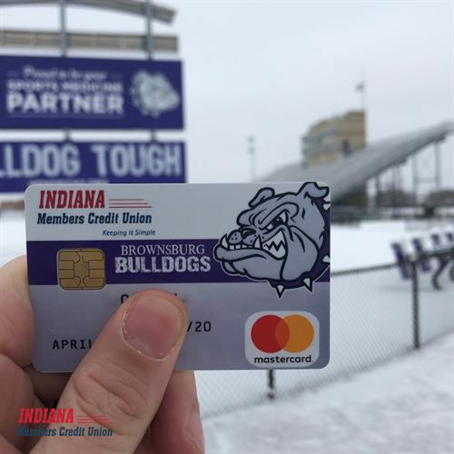 Brownsburg Debit Card