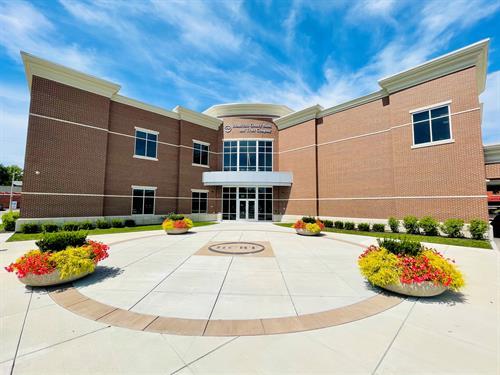 Brownsburg Main Branch Court