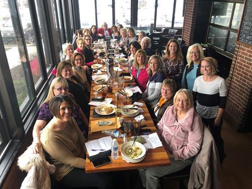Westside Professional Women group photo
