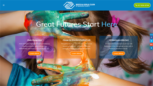 Boys & Girls Club of Morgan County Website