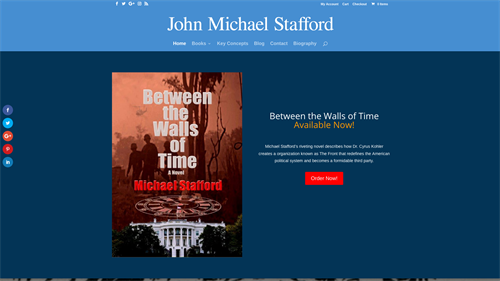 Author John Michael Stafford Website