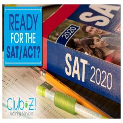 SAT College Admission Prep class.  we provide you with a top tier SAT tutor who can work closely with you and help you properly prepare for the SAT Test. The new SAT is actually divided into three parts: Mathematics, Evidence-Based Reading, and Writing. Also, there is an optional essay component. The SAT Math section is 80 minutes long. The SAT reading section is 65 minutes' long. The SAT Language and Writing Section is 35 Minutes long.