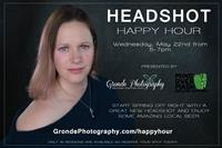 Headshot Happy Hour presented by Gronde Photography & Mind Over Mash