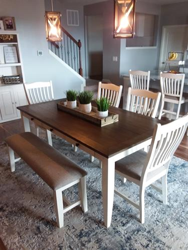 Furniture Purchasing & Placement