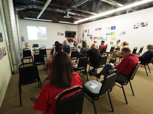 Save Your Photos Event at Roberts Camera