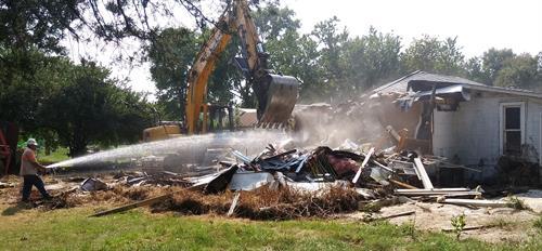 Asbestos Mitigation and Demo