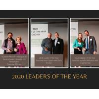 LEADERS OF THE YEAR ANNOUNCED