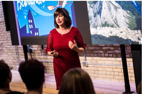 Kate Beeders speaker in Toronto, Canada