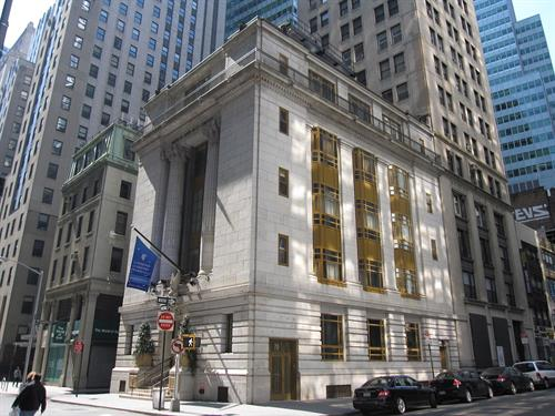 Former American Banknote Corporation NYC Headquarters