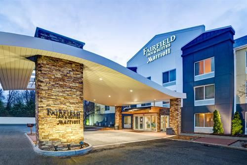 Welcome to the Fairfield Inn & Suites Christiansburg