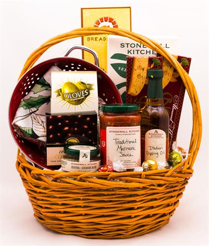 Fabulous Italian Dinner Basket!