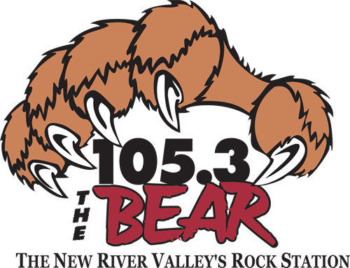 105.3 The BEAR- The New River Valley's ROCK Station