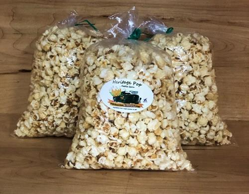 Our Virginia Grown and Popped Kettle Corn