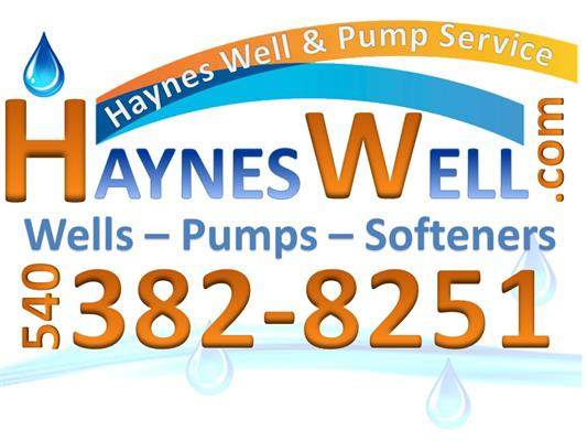 Haynes Well & Pump Service