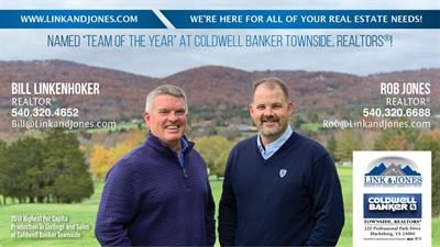 Link and Jones Team, REALTORS with Coldwell Banker