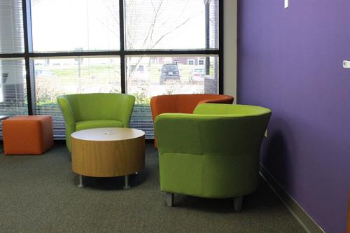 'Collaboration Corner' at The PRIME Factory