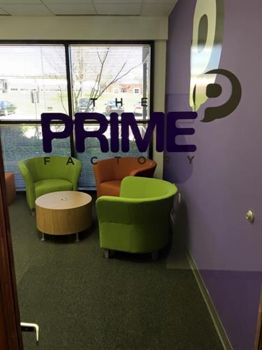 WELCOME to The PRIME Factory