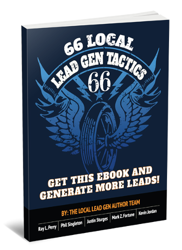 66 Local Lead Generation Tactics